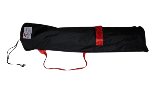 BandannaShade shown stowed in included carry bag